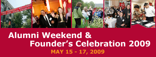 Alumni Weekend and Founder's Celebration