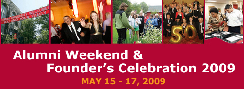 Alumni Weekend and Founder's Celebration