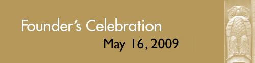 Founder's Celebration