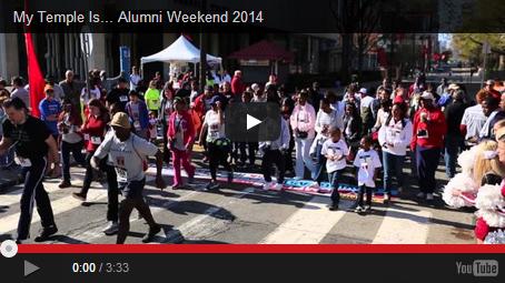 Alumni Weekend 2014 video