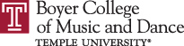 Boyer College of Music and Dance