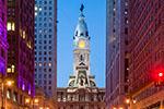 Philadelphia's City Hall building