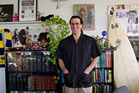 Associate Professor of Religion Terry Rey